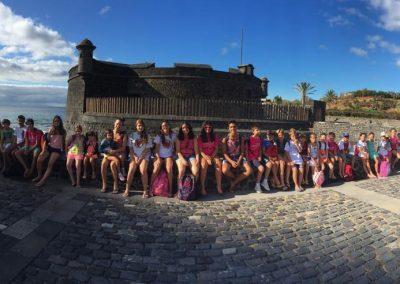 De visita al Castillo Negro